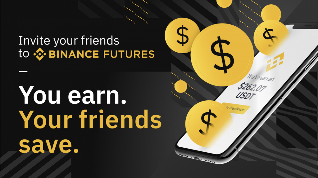 Binance Futures Referral Code