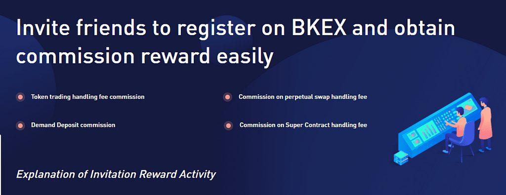 Bkex Referral code
